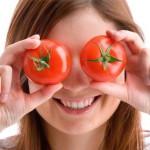 Синьор Помидор: томаты против рака груди