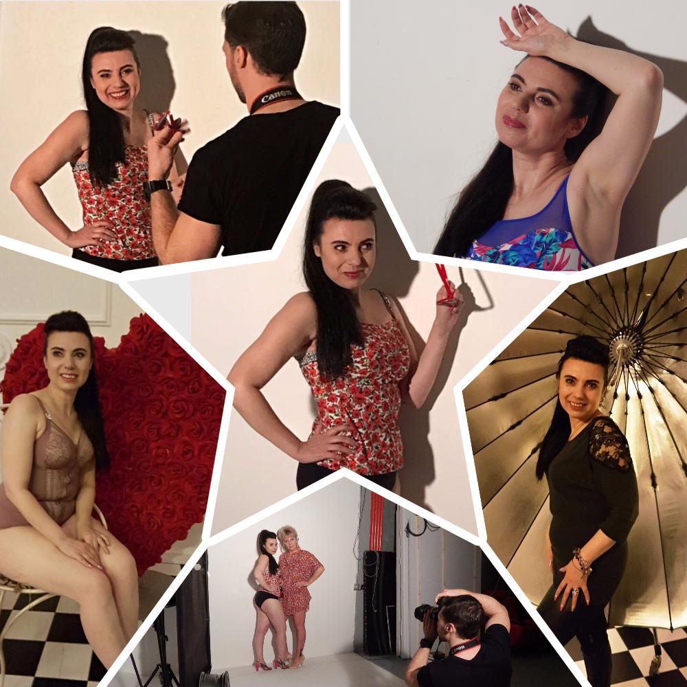 Olga - collage