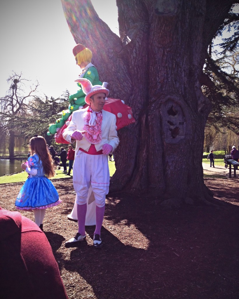 праздник алиса в стране чудес в английском парке